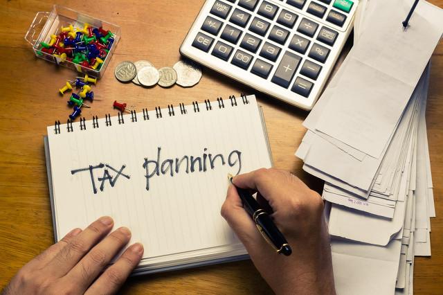 房地產企業稅收籌劃方案與注意事項
